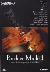 Bach in Madrid (DVD)