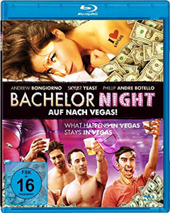 Bachelor Night (2014) (Blu-Ray)