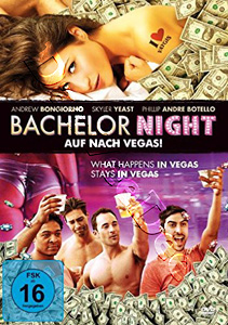 Bachelor Night  (2014) (DVD)