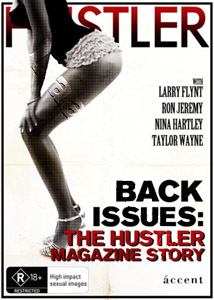 Back Issues: The Hustler Magazine Story (DVD)