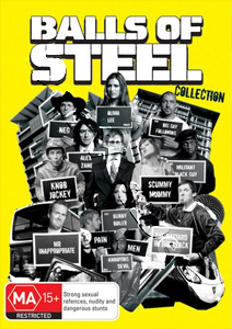 Balls of Steel Complete Collection - 4-DVD Set (DVD)