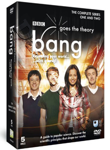 Bang Goes the Theory - Complete Series 1 & 2 - 5-DVD Box Set (DVD)
