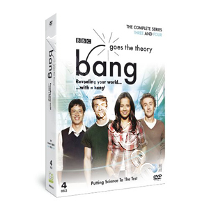 Bang Goes the Theory  - Complete Series 3 & 4 - 4-DVD Box Set (DVD)