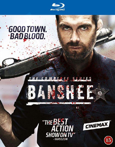 Banshee: The Complete Series 16-Disc Boxset