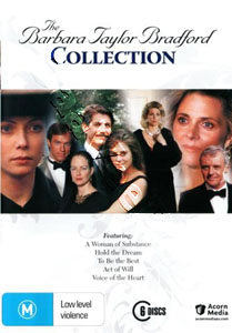 Barbara Taylor Bradford Collection - 6-DVD Set (DVD)