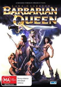 Barbarian Queen (DVD)