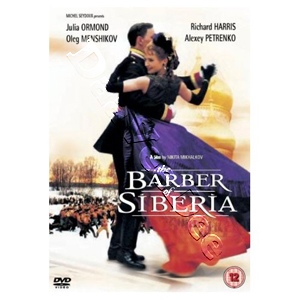 Barber of Siberia (1998) (DVD)
