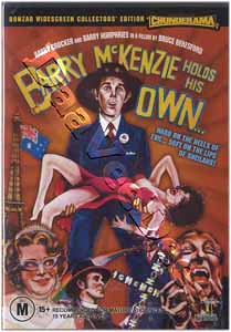 Barry McKenzie Holds His Own (DVD)