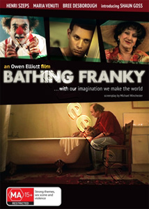 Bathing Franky (DVD)