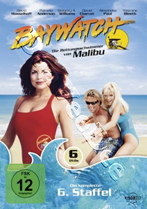 Alerte � Malibu - Serie 6 ( Baywatch - Complete Season 6 - 6-DVD Box Set ) (DVD)