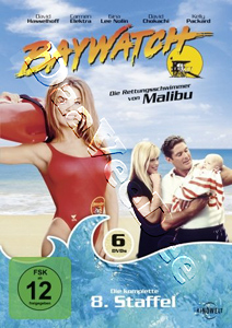 Alerte � Malibu - Serie 8 ( Baywatch - Complete Season 8 - 6-DVD Box Set ) (DVD)
