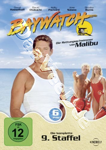 Alerte � Malibu - Serie 9 ( Baywatch - Complete Season 9 - 6-DVD Box Set ) (DVD)