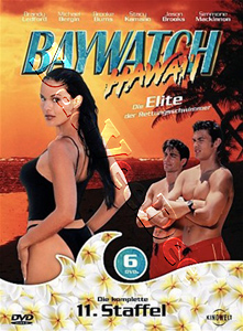 Alerte � Malibu - Serie 11 ( Baywatch Hawaii - Complete Season 11 - 6-DVD Box Set ) (DVD)
