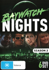 Baywatch Nights (Season 2) - 6-DVD Set (DVD)