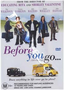 Before You Go (DVD)