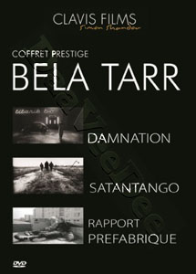 Béla Tarr Collection - 5-DVD Box Set (DVD)