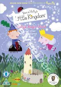 Ben and Holly's Little Kingdom - Volume 1 (DVD)
