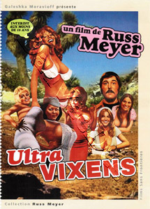 Beneath the Valley of the Ultravixens (DVD)