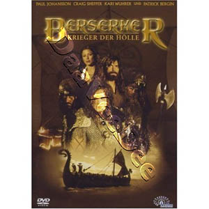 Berserker: Hell's Warrior (DVD)