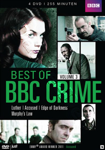 Best of BBC Crime (Volume 3) - 4-DVD Box Set (DVD)