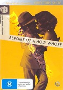 Beware of a Holy Whore (DVD)