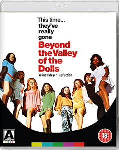 Beyond the Valley of the Dolls / The Seven Minutes - 2-Disc Set (Blu-Ray)
