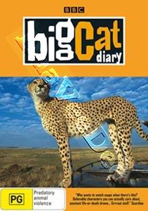 Big Cat Diary - 2-DVD Set (DVD)