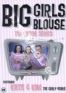 Big Girl's Blouse - Series One (DVD)