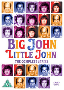 Big John, Little John - Complete Series - 2-DVD Set (DVD)