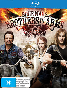 Bikie Wars: Brothers in Arms - 2-Disc Set (Blu-Ray)