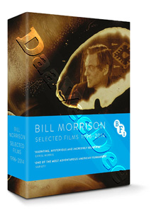 Bill Morrison (Selected Works 1996 - 2014) - 3-Disc Box Set (Blu-Ray)