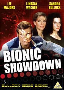Bionic Showdown: The Six Million Dollar Man and the Bionic Woman (DVD)