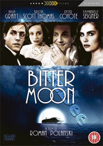 Bitter Moon (1992)  (DVD)
