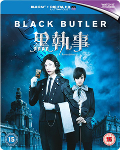 Black Butler (2014) (Blu-Ray)