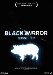 Black Mirror - Complete Series 1&2 (DVD)