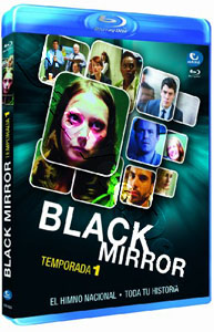 Black Mirror - Season 1 (Blu-Ray)