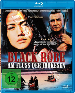 Black Robe (1991)  (Blu-Ray)