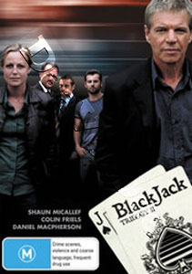 BlackJack - Trilogy II - 3-DVD Set (DVD)