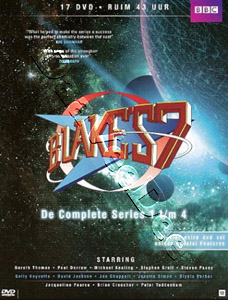 Blakes 7 (Complete Series 1-4) - 17-DVD Box Set (DVD)