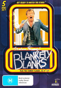 Blankety Blanks (Volumes 1, 2 & All At Sea) - 5-DVD Set (DVD)