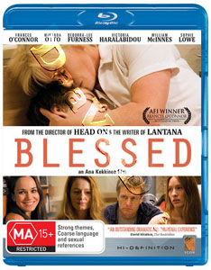 Blessed (2009) (Blu-Ray)