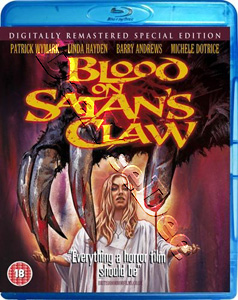 Blood on Satan's Claw (1971) (Blu-Ray)