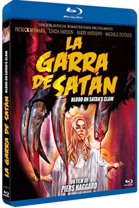 Blood on Satan's Claw ( 1971 ) (Blu-Ray)