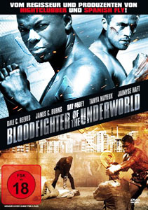 Bloodfighter of the Underworld (2007) (DVD)