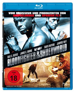 Bloodfighter of the Underworld (2007) (Blu-Ray)