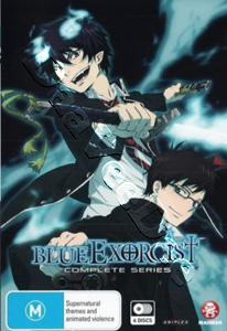 Blue Exorcist (Complete Series) - 6-DVD Set (DVD)