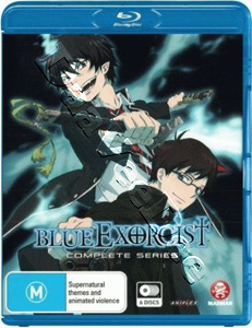 Blue Exorcist (Complete Series) - 6-Disc Set (Blu-Ray)