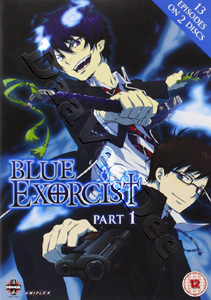 Blue Exorcist (Part 1) - 2-DVD Set (DVD)