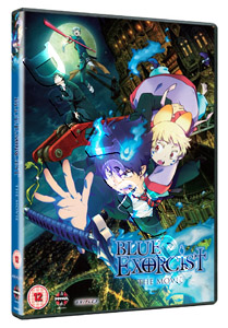 Blue Exorcist: The Movie (DVD)