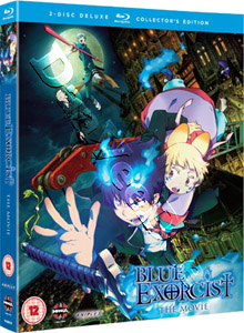 Blue Exorcist: The Movie (2012) (Blu-Ray)
